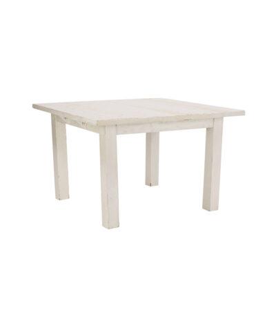 4'X4' Whitewashed Farm Tables
