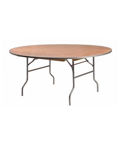 "60"" Round Banquet Tables"