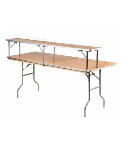 6' Bar Top Tables