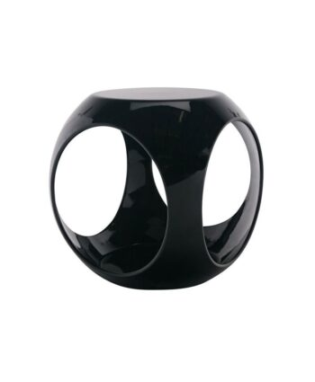Black Rio End Table