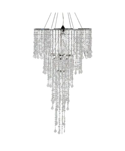 Bling Crystal Chandelier Two Tier