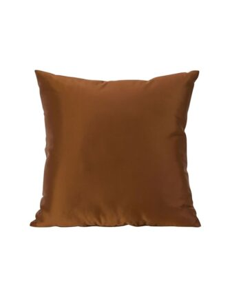 Brown Color Theory Pillows