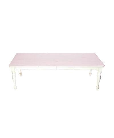 Chameleon Table Painted Topper
