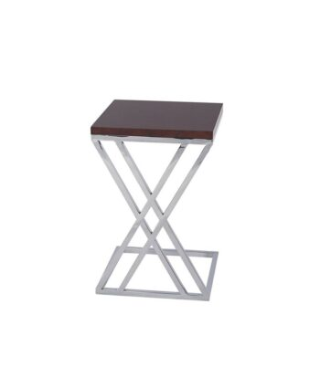 Espresso Mabel End Table