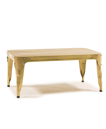 Gold Fox Coffee Table