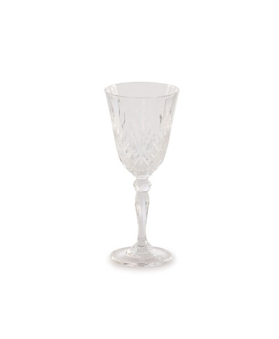 GraceEtched White Wine Glass