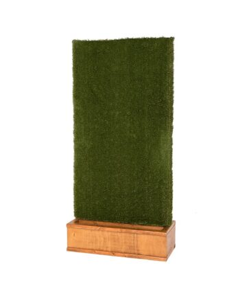 Grass Walls - Walnut Stain Base