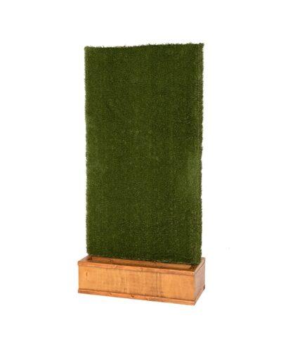 Grass Walls - Walnut Stain Base