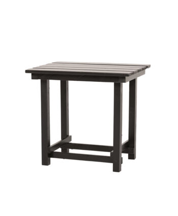 The Hank End Table - Black
