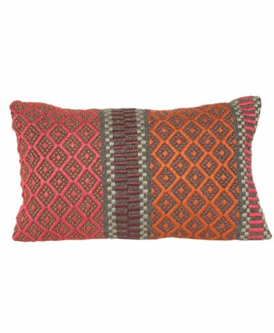 Moroccan Sunset Lumbar Pillow