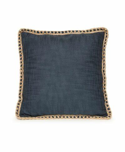 Navy Hipster Pillow