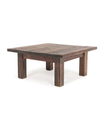 Rustic Farm 3'x3' Coffee Table