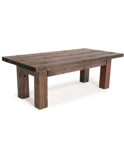 Rustic Farm Coffee Table