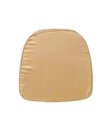 Satin Gold Chiavari Pad