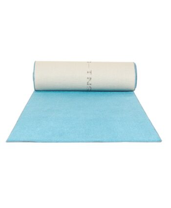 Sky Blue Aisle Carpet Runner