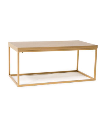 Gold Mabel Coffee Table