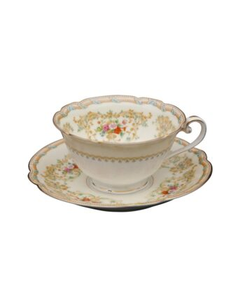 Vintage China Cup and Saucer