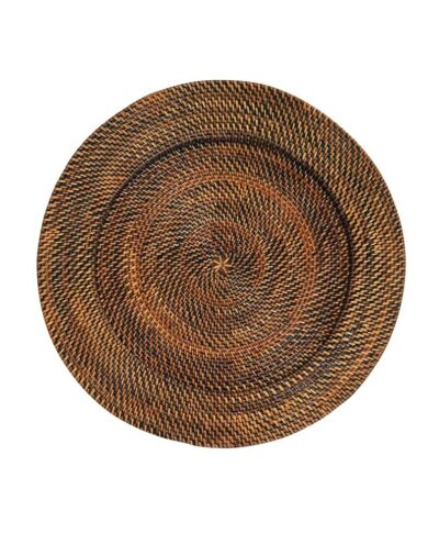 Wicker Charger
