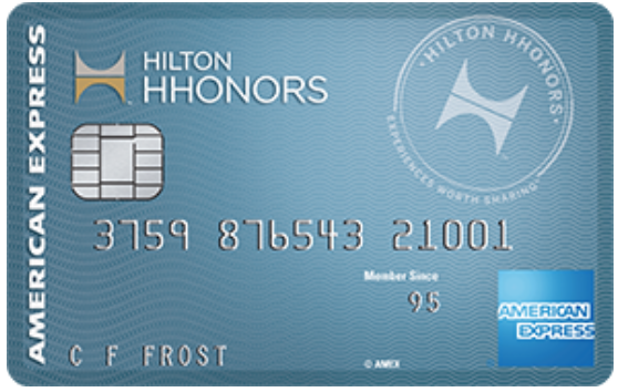 AmEx Outduels Citigroup for Exclusive Rights to Hilton Cards