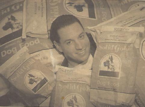 Howard Scher's early endeavor into clean pet food