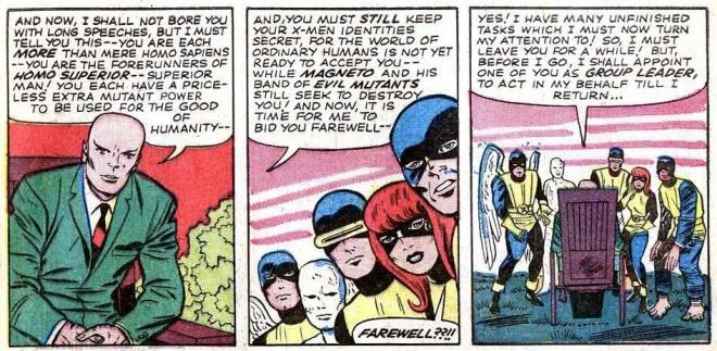 X-Men as Vocational Rehabilitaiton Archetype