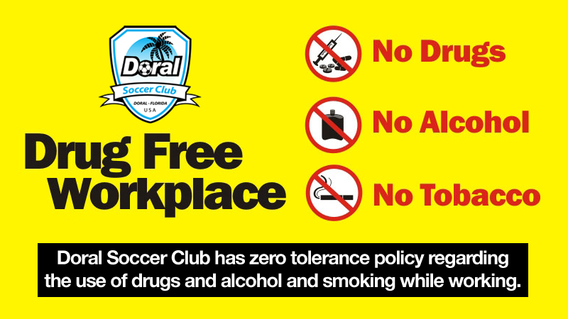 Drug-Free Workplace Policy