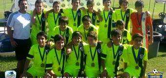 United Soccer Cup – U14 Champtions White