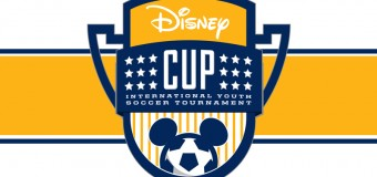 Disney Cup International Youth Soccer Tournament 2014