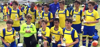 U12 Blue Finalist World Cup 2015