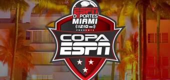 Copa ESPN MIAMI April 24 – 26, 2015