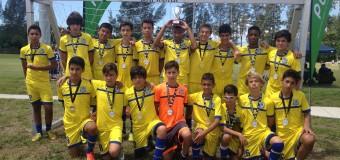 U14 Blue 2015 Division II Cup Region A/C
