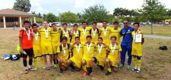 U15 White Finalist South Florida Cup 2015