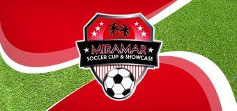 Miramar Soccer Cup & Showcase March 1-3, 2019