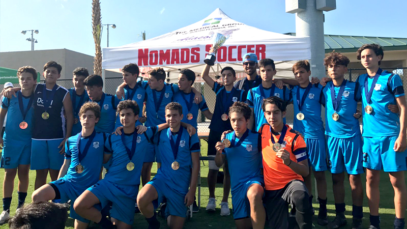 U15 & U17 White Champions Palm Beach Cup