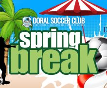 Doral SC Spring Break Camp is here!