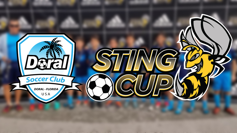 Finalist Sting Cup May 5/6, 2018