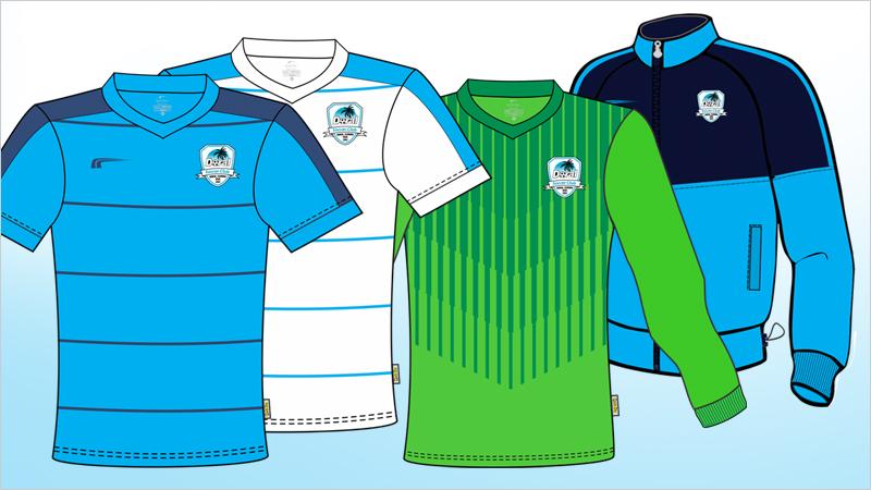 Doral Soccer Club Official Uniforms 2019