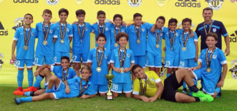 U13 Premier Champion's West Pines Oct 12 – 14, 2018