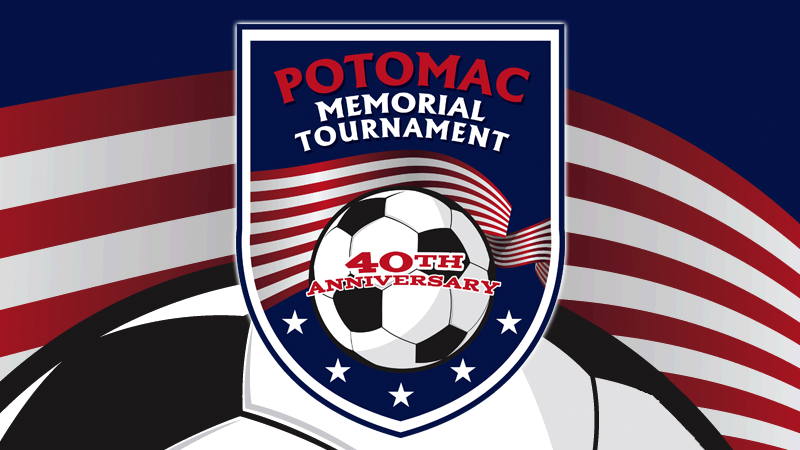 POTOMAC MEMORIAL TOURNAMENT 40TH ANNUAL 2019 POTOMAC MEMORIAL TOURNAMENT