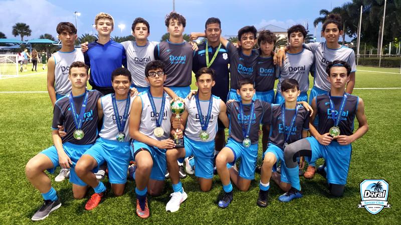 U14 Premier Finalist Pro Soccer Cup By Publix Tournament