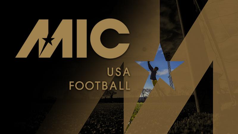 Torneo MIC USA Football, Ft. Lauderdale November 9-11/ 2019