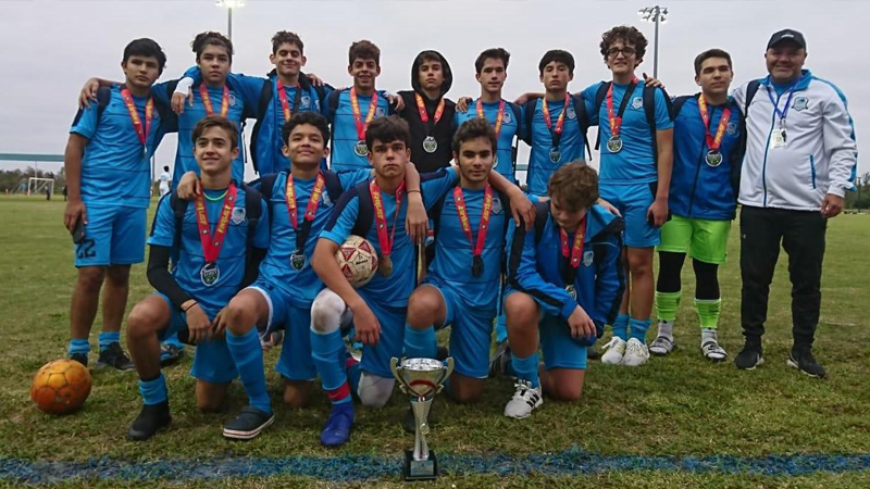 U16 Premier Finalist @ The Pre-Thanksgiving Gold Cup November 16th-17th 2019 Miami Florida