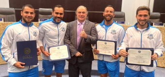 City of Doral Special Recognition to Doral Soccer Club Teams!