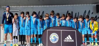 U12 Elite Champion's Wellington Wave Cup January 2020