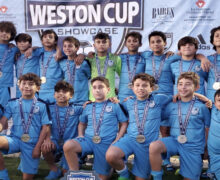U13 Elite Coach Marcos De Godoy Finalist Weston Showcase February 15-17 2020