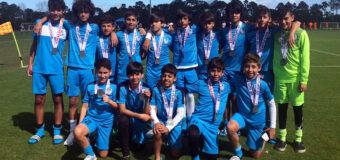 U13 Elite Finalist Coach Marcos De Godoy Regular Season SFUYSA 2019 – 2020