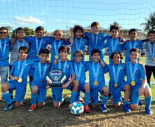 U13 Premier Coach Marco T. Restrepo Champion Weston Showcase  February 15-17 2020