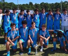 U16 Premier Finalist Coach Hector A. Giraldo Regular Season SFUYSA 2019 – 2020