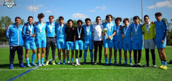 U17 Elite Finalist Dimitri Cup February 1-2, 2020