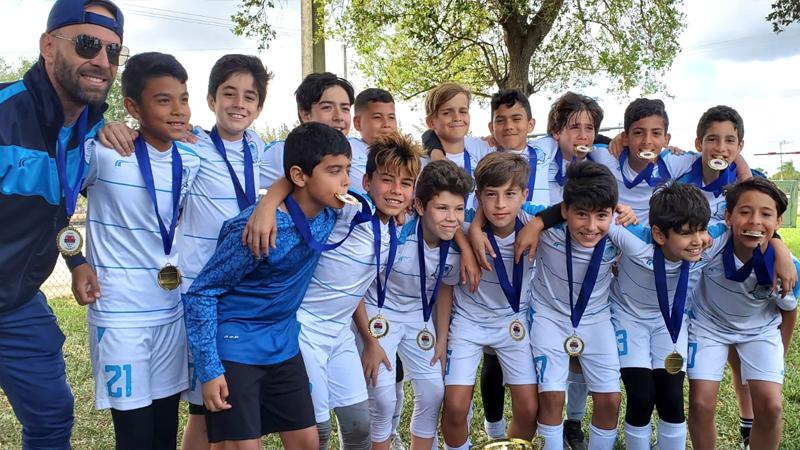 U12 Elite Coach Alfredo Del Toro Champion's Miramar Soccer Cup & Showcase March 7 – 8, 2020